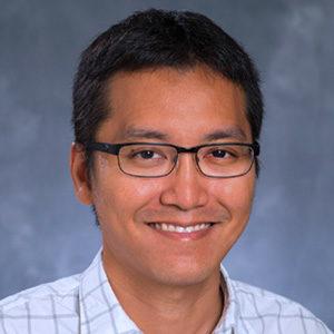 Critical Care Doctor Aaron Tan
