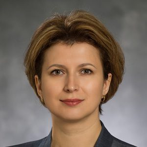 Pediatric Pulmonology Doctor Daniela Zgherea, MD